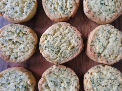 青じそクッキー